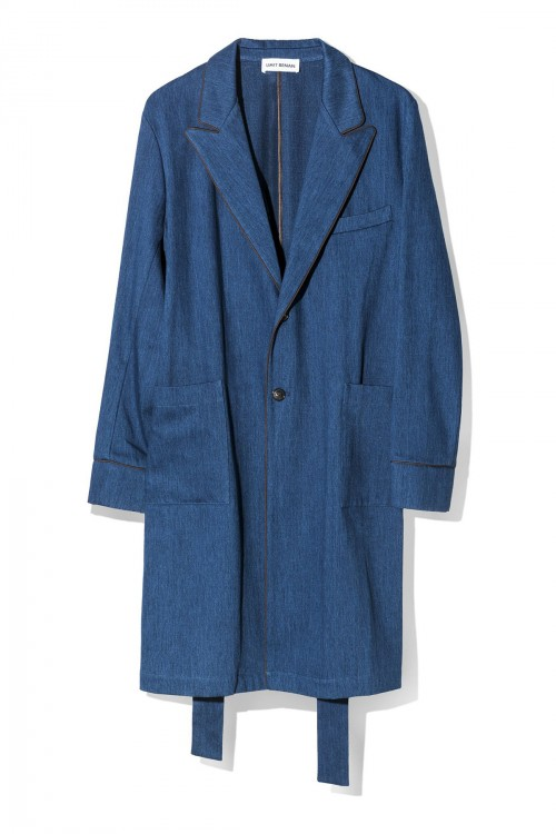 WORKWEAR TRENCH DENIM