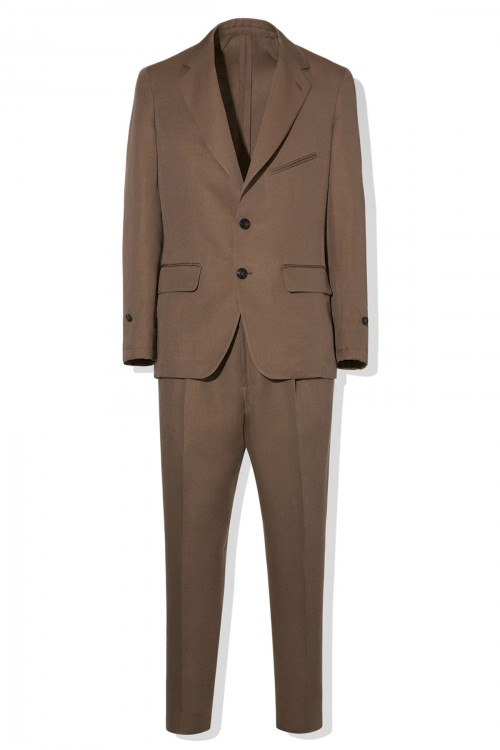 TABACCO COTTON MARFA SUIT