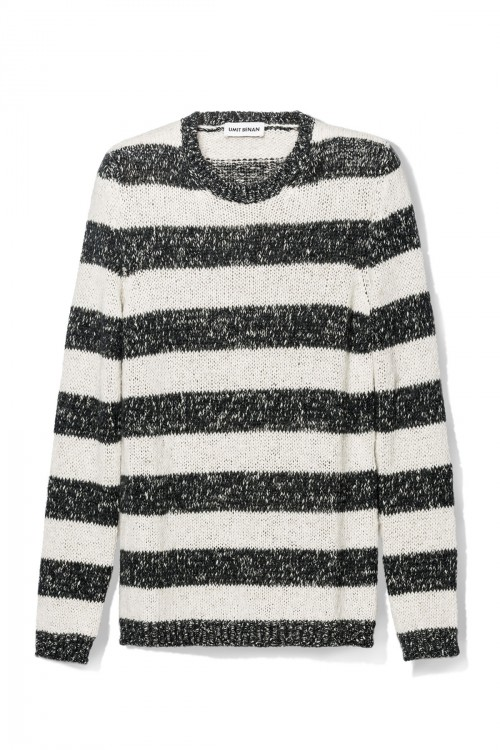 BOATNECK STRIPES KNIT