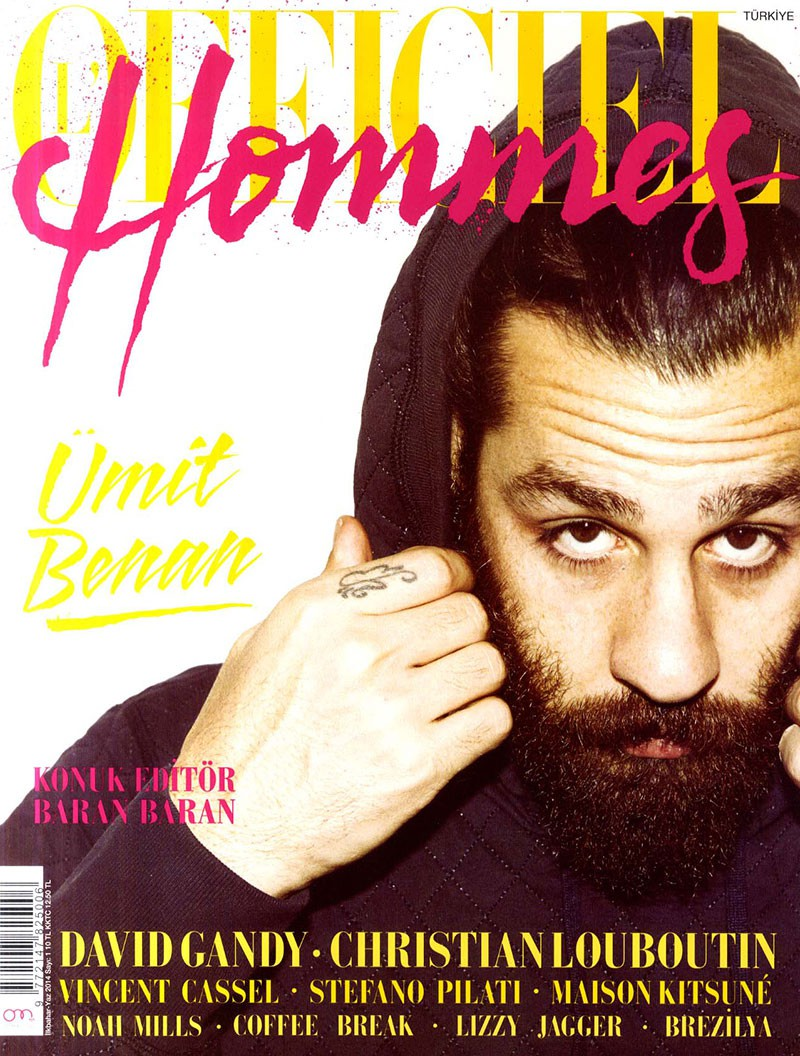 2014 L'Officiel Hommes Turkey