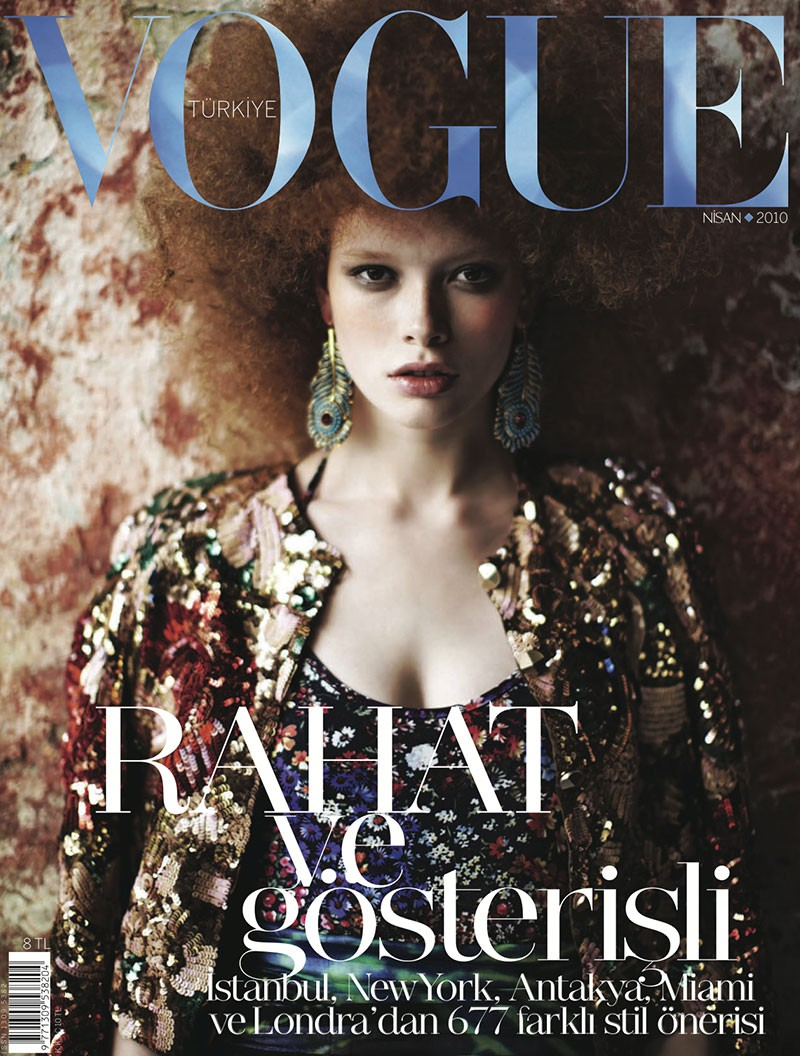 2011 VOGUE TURKIYE