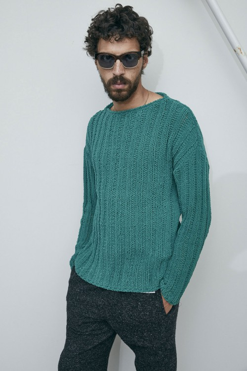 BOATNECK SWEATER