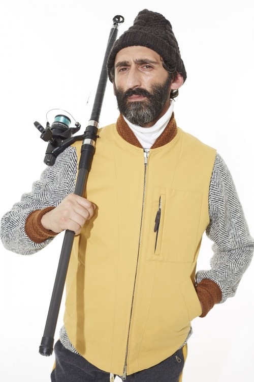 FISHERMAN LOOK
