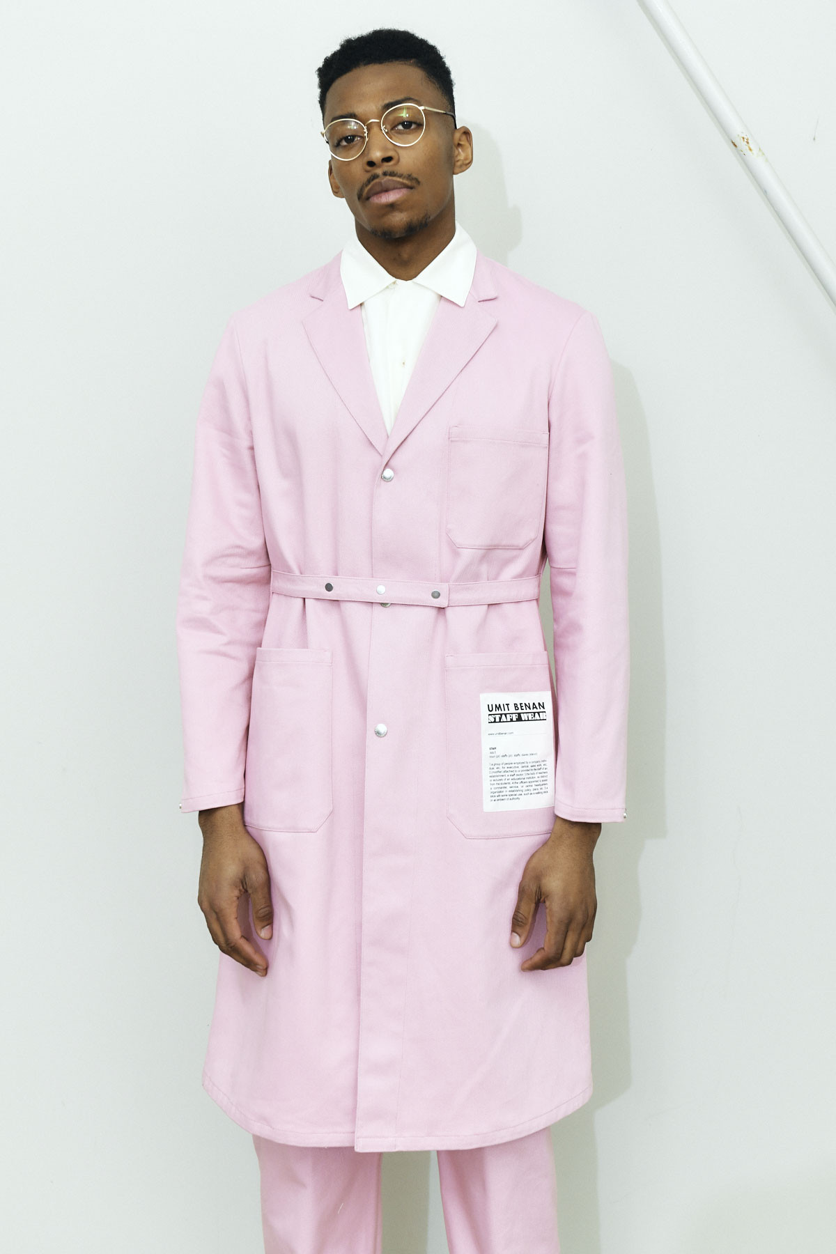 STAFF WEAR STUDIO COAT