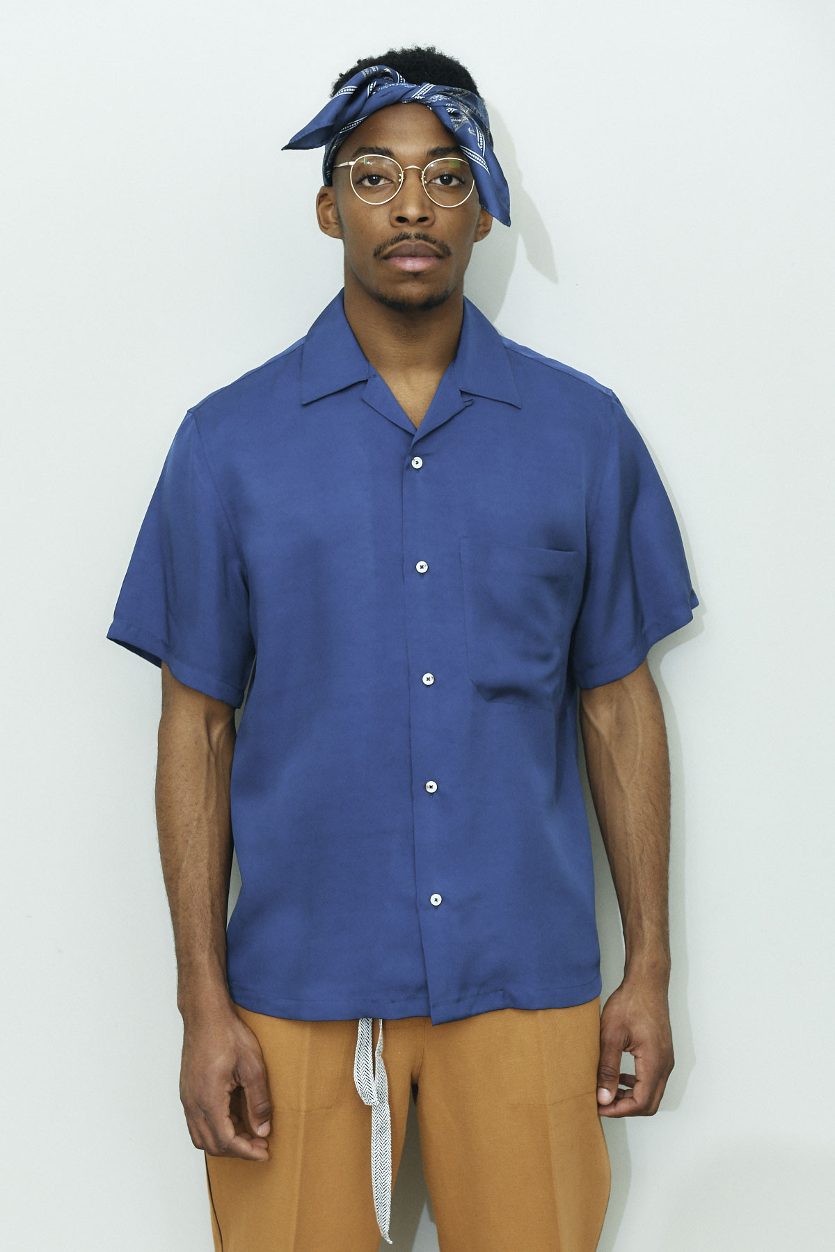 SILK TOUCH CUBAN SHIRT