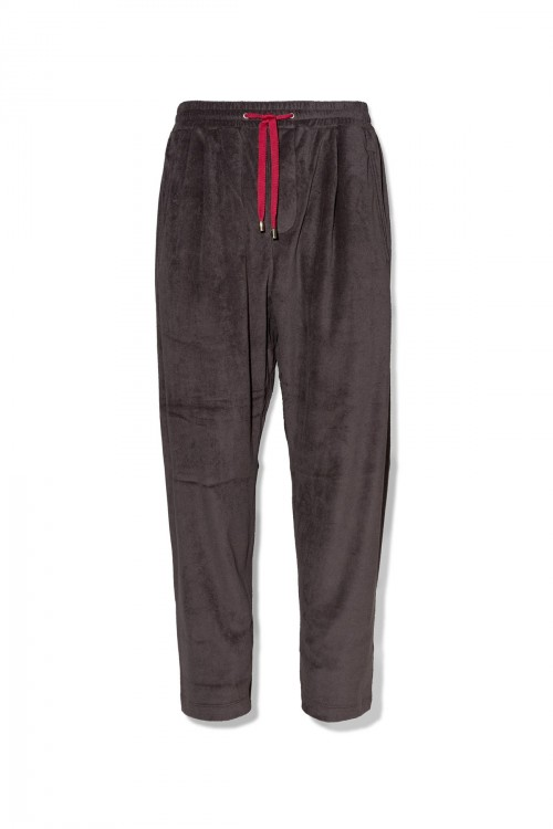 TERRY CLOTH COMFORT PANTS