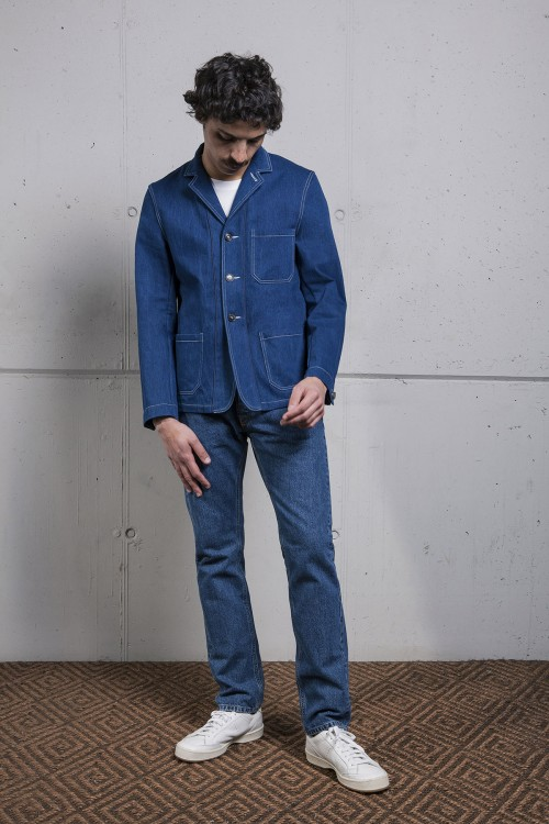 WORKWEAR DENIM JACKET